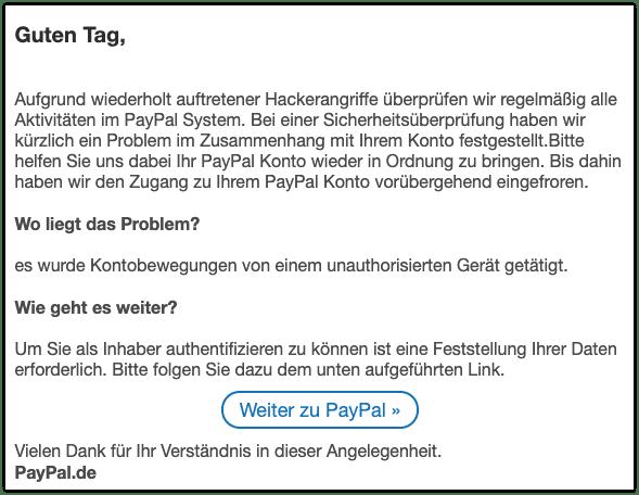 2020-10-21 Phishing PayPal1