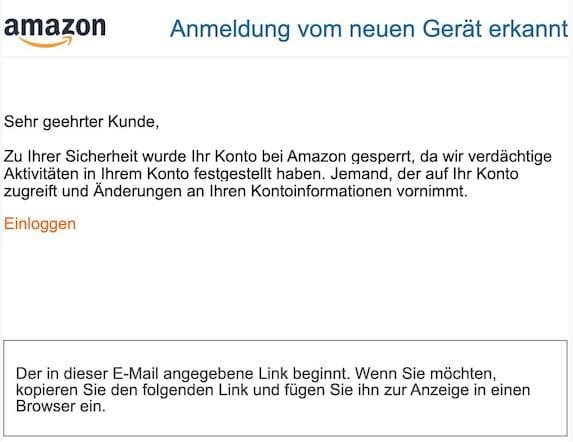 2020-10-22 Amazon Phishing