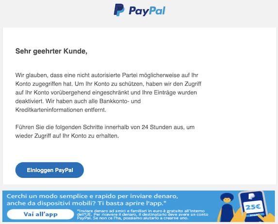 2020-10-22 PayPal Phishing