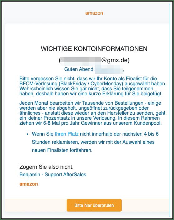 2020-11-23 Spam Amazon Abofalle