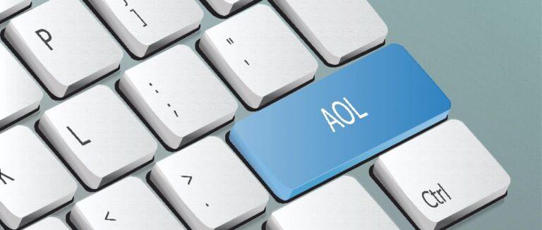 AOL Symbolbild