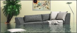 Wasserschaden Wohnung Versicherungsfall