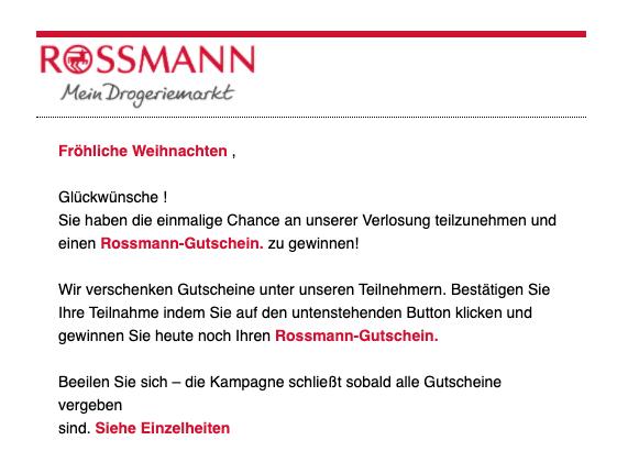 2020-11-04 Rossmann Spam Fake-Mail