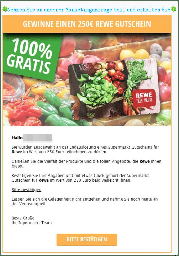 2020-11-19 Spam Rewe Mail