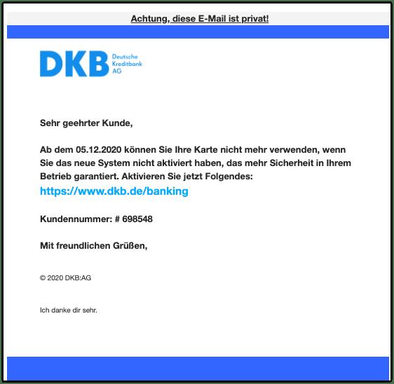 2020-12-03 Phishing DKB1