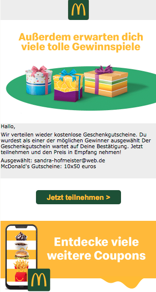 2020-12-13 spam McDonalds