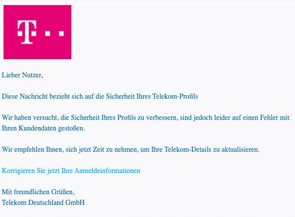 2020-12-29 Telekom Spam Fake-Mail