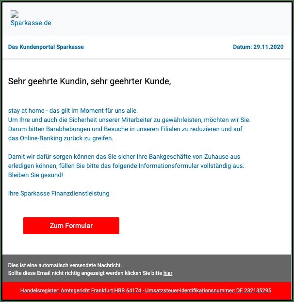2020-12-10 Phishing Sparkasse