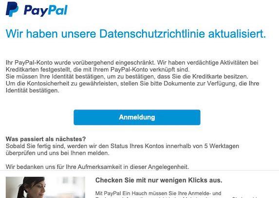 2020-12-12 PayPal Phishing
