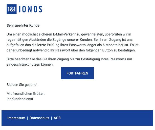 2020-12-18 Ionos Phishing Spam-Mail