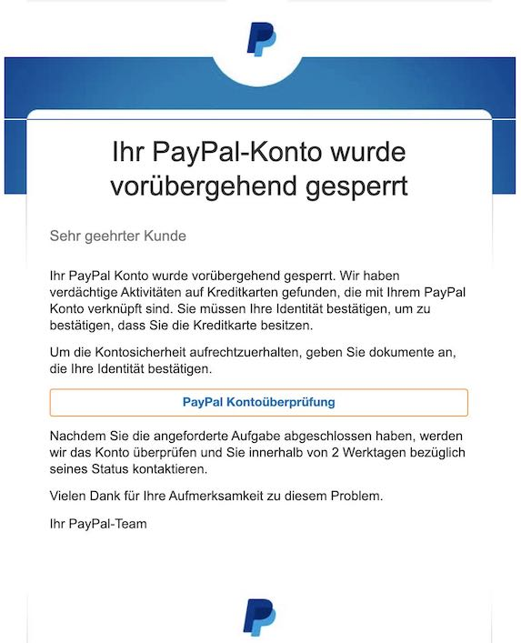 2020-12-19 PayPal Spam