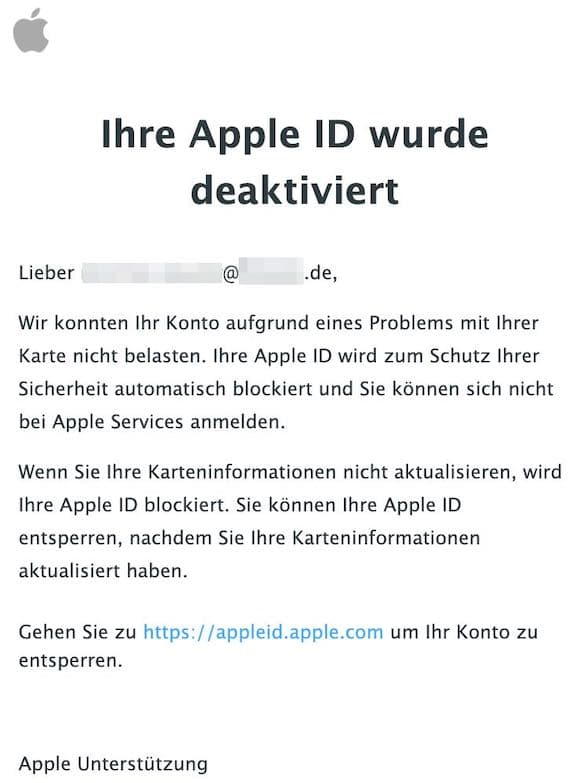 2020-12-29 Apple Phishing