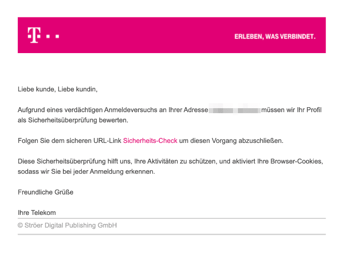 2021-01-24 Telekom Spam Fake-Mail