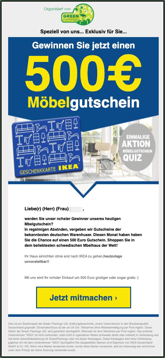 2021-03-01 Spam IKEA