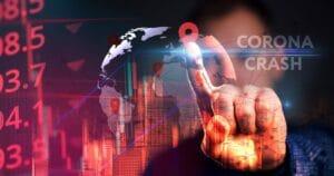 Corona-Börsen