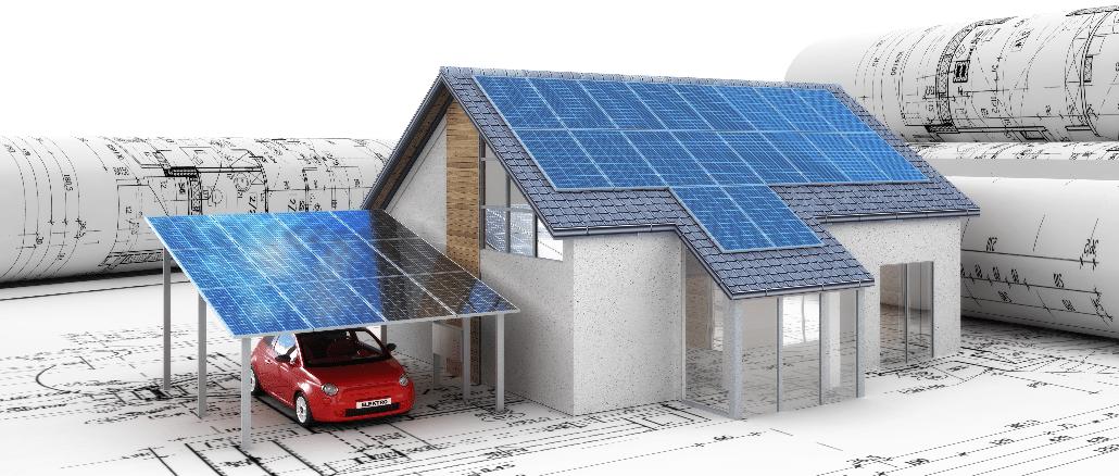 Solarenergie, alternative Energiegewinnung, Fotovoltaik, Photovoltaik