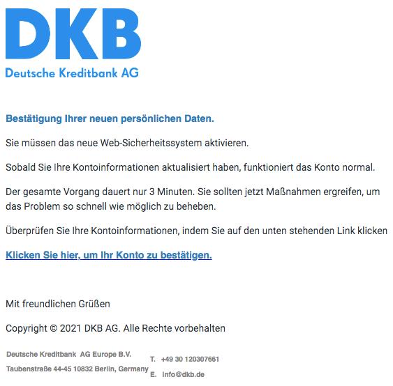2021-02-02 Phishing DKB