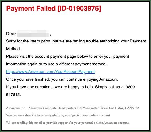 2021-03-22 Phishing Netflix