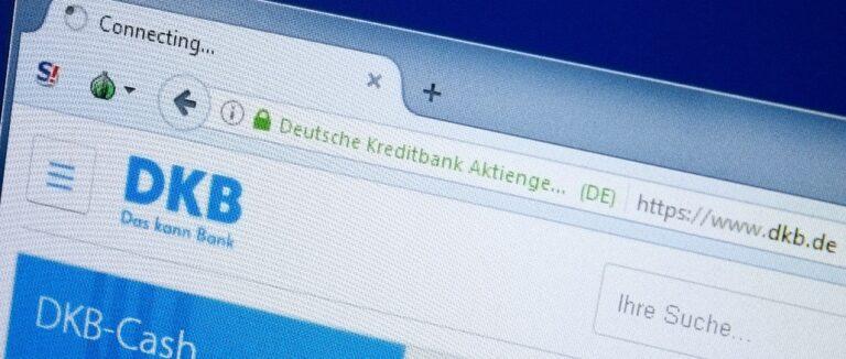DKB Symbolbild