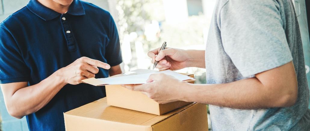 Verbraucherrechte rund um Lieferungen