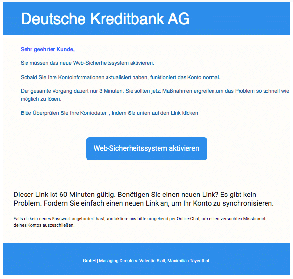 2021-02-08 Phishing DKB