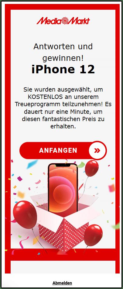 2021-02-23 MediaMarkt Spam