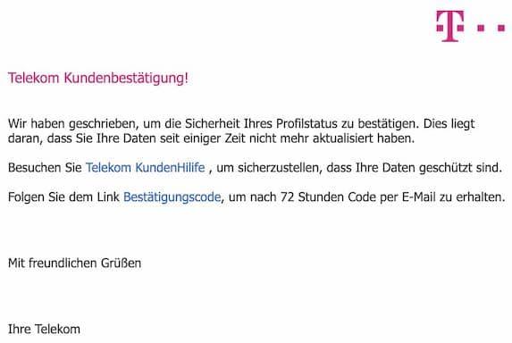 2021-03-25 Telekom Spam