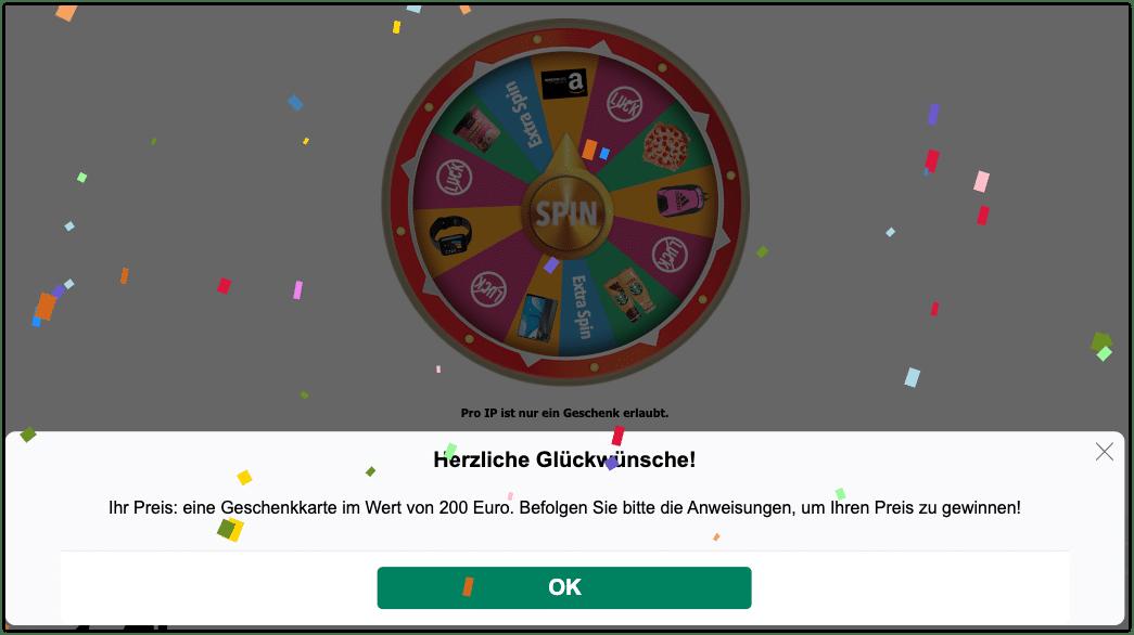Amazon Gewinnspiel WhatsApp Link