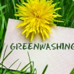 Greenwashing Symbolbild