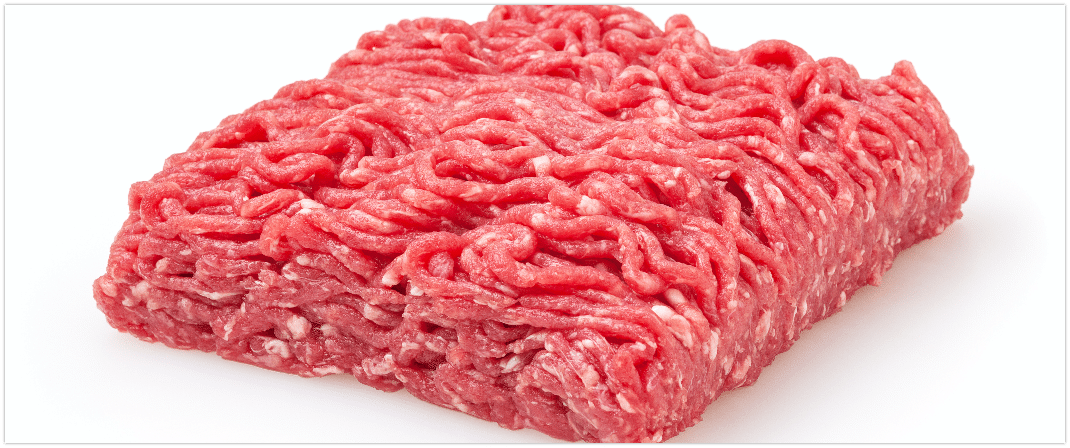 Hackfleisch Symbolbild