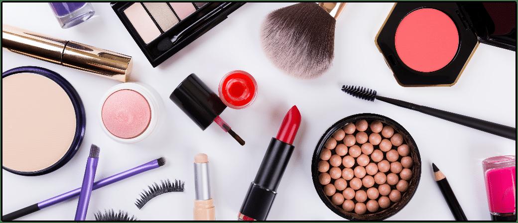 Kosmetika, Kosmetikprodukte
