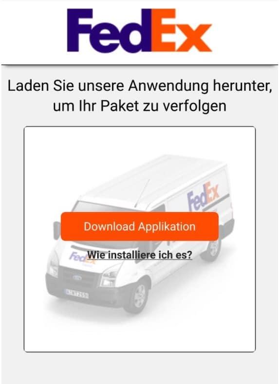 2021-03-18 FedEx App
