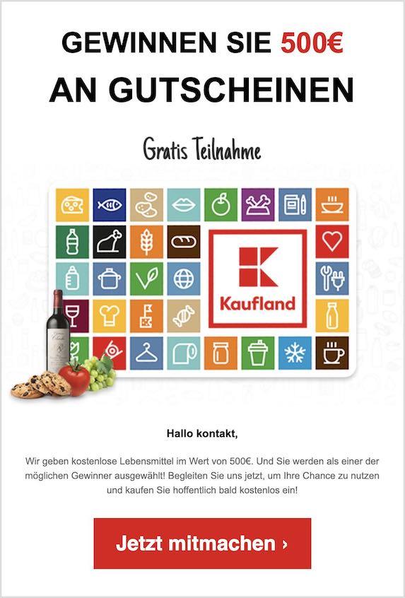 2021-03-27 Kaufland Gutschein