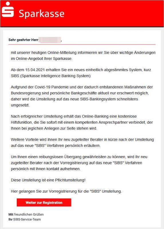 2021-04-02 Sparkasse Spam
