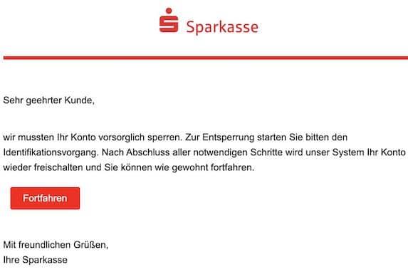 2021-04-04 Spam sparkasse