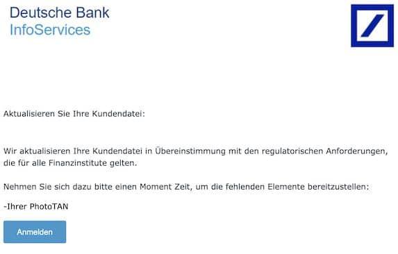 2021-04-23 Deutsche Bank Spam