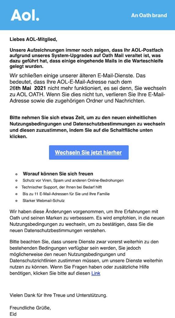 2021-05-25 AOL Spam