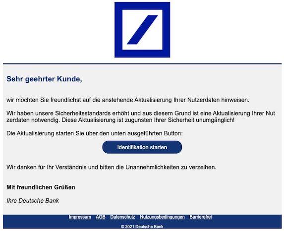 2021-06-28 Deutsche Bank Spam