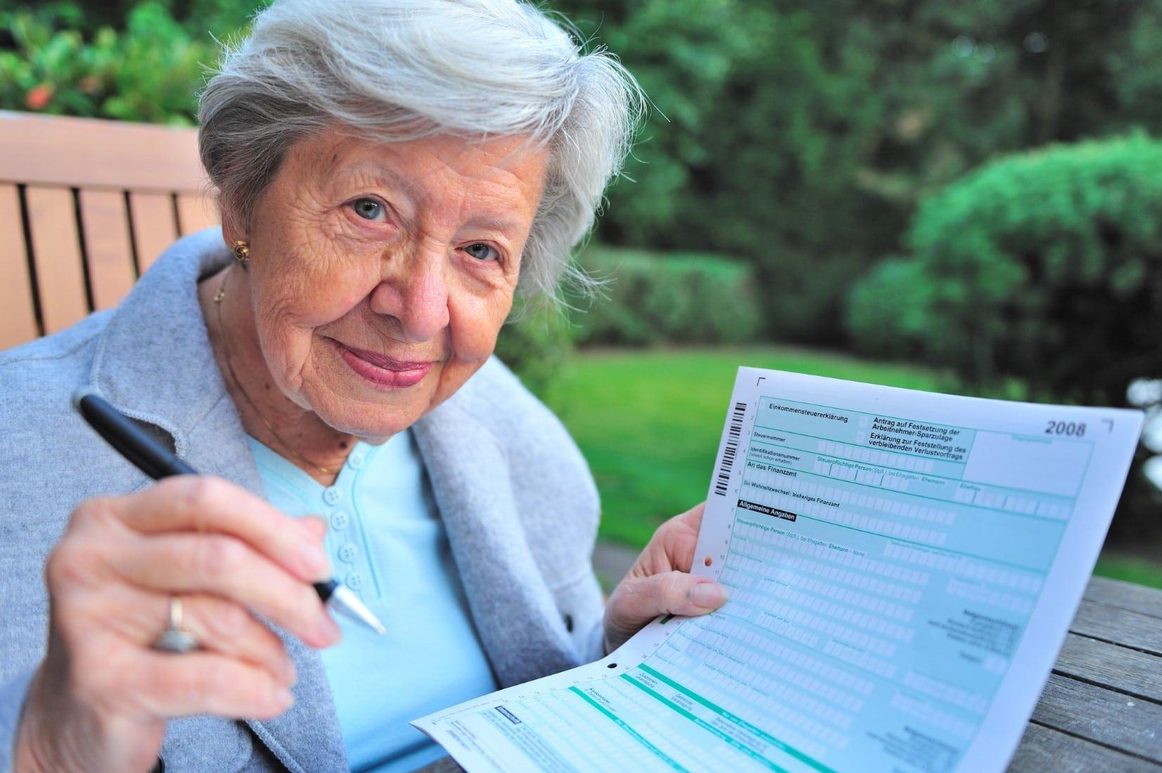 Rentensteuer