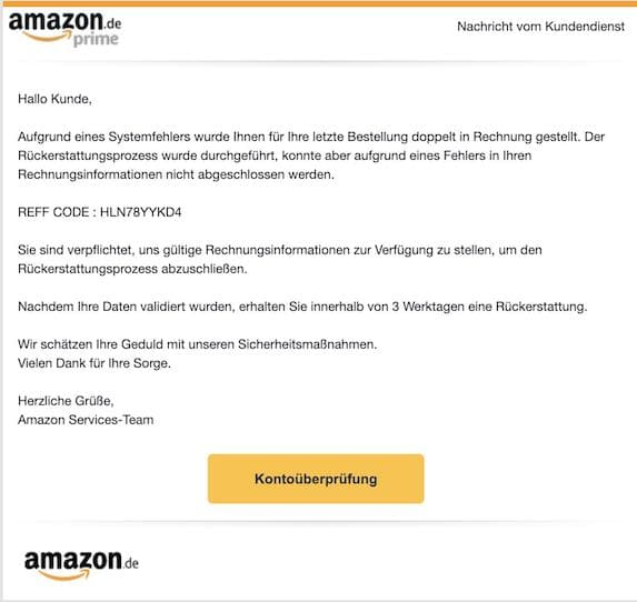 2021-05-05 Amazon Spam