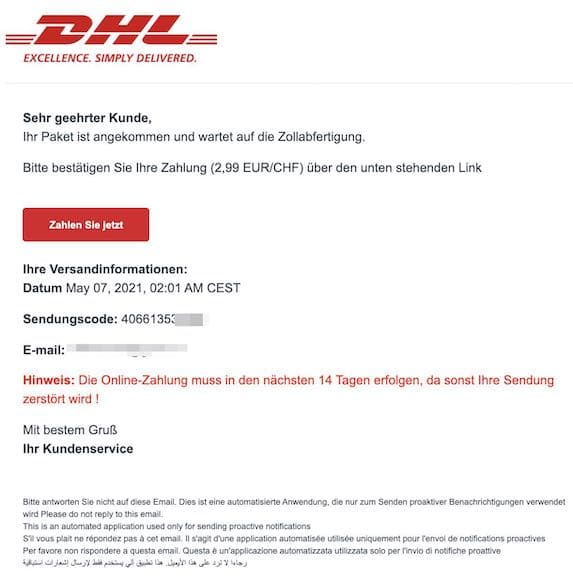 2021-05-08 DHL Spam