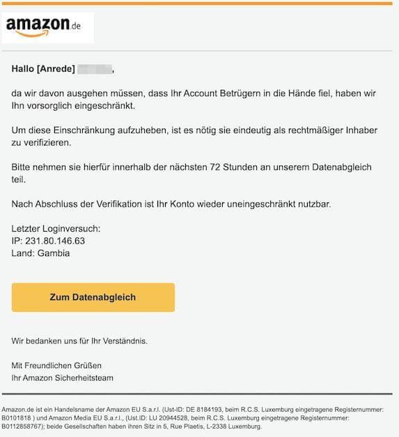 2021-05-14 Amazon Spam