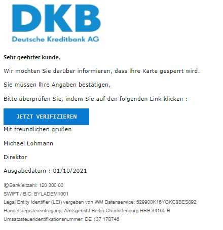 2021-10-05 DKB Spam