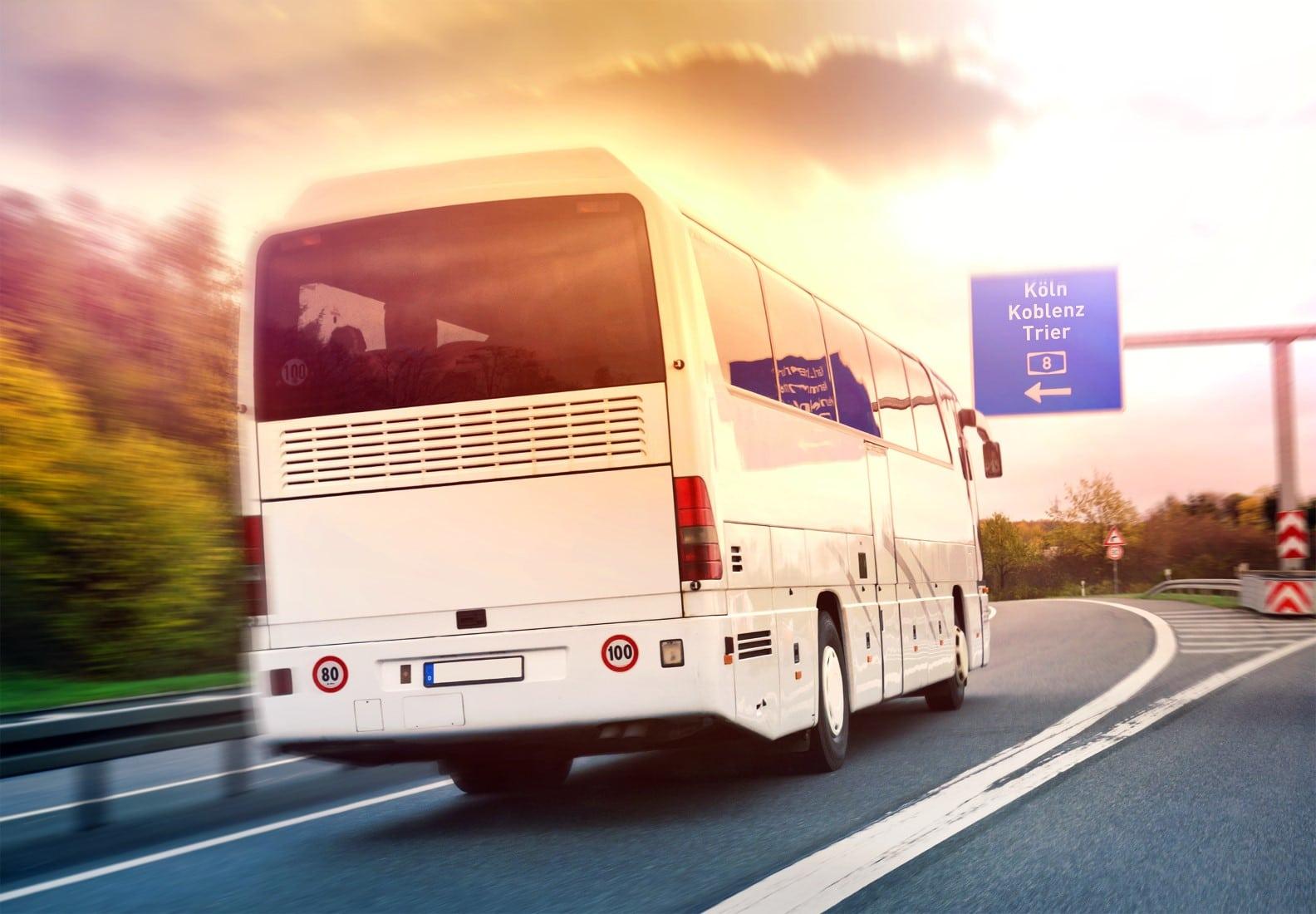 Fernbusreise