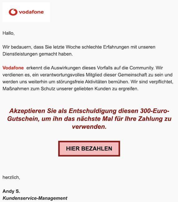 2021-06-22 Vodafone Spam