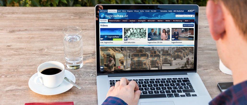 ARD Tagesschau Livestream kostenlos erleben