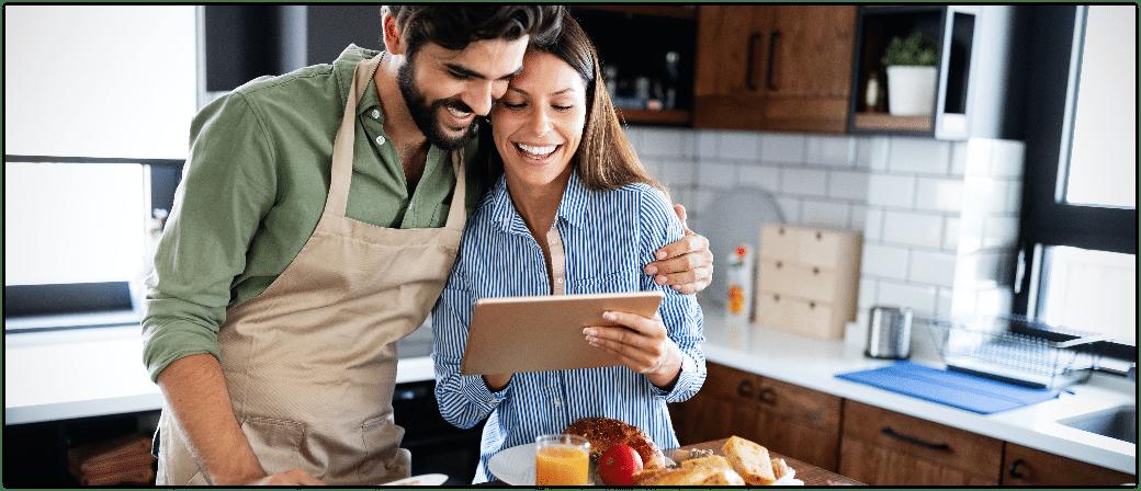 Rezept, Küche, kochen, Essen zubereiten