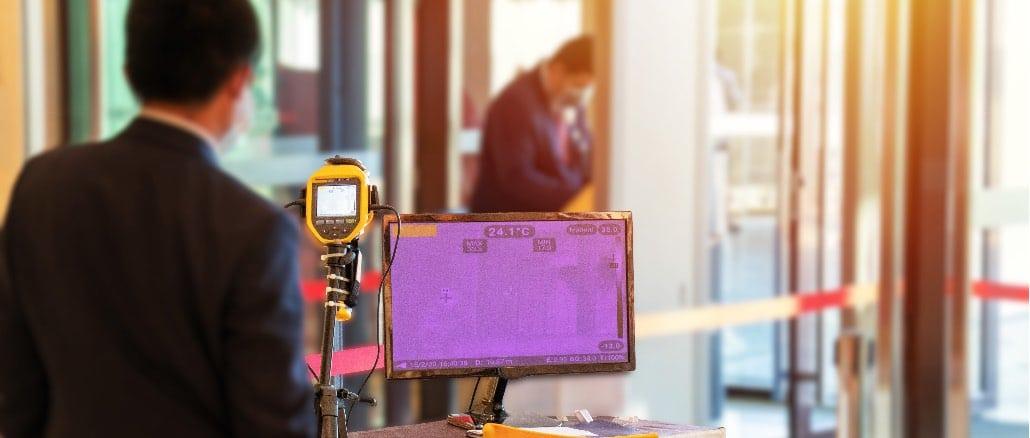 Symbolbild Wärmebildkamera