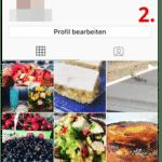 Instagram Story fuer enge Freunde